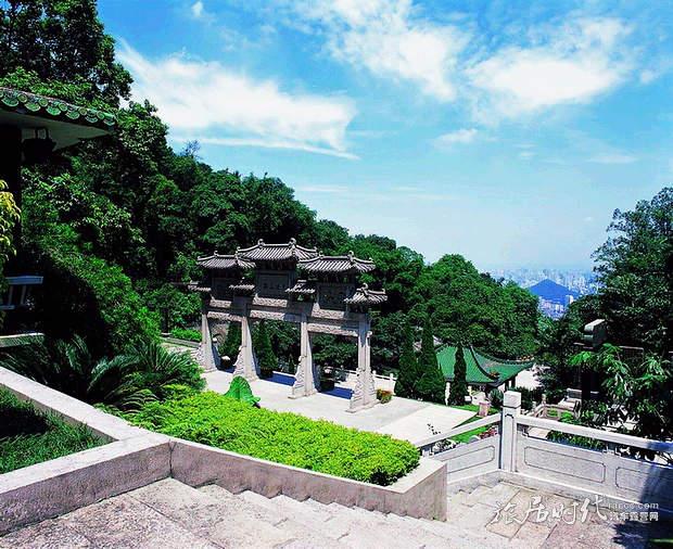 广州白云山好玩吗,广州白云山,白云山风景区